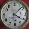 Chelsea Vintage Brass US Maritime Commission 8-Day Marine Clock