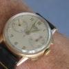 Heuer (pre-TAG) Vintage Chronograph Wrist Watch, Valjoux 22, w/Box