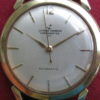 Ulysse Nardin Vintage 14K Gold Automatic Wrist Watch