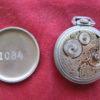 Hamilton 992B Vintage 21-jewel 16-size Military Issue Railroad Pocket Watch