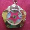 Vintage Ricoh Expo '70 Osaka, Japan Worlds Fair Commemorative Pendant/Wrist Watch