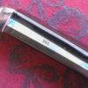 Eddie Lee Custom Handmade Loveless Style Hunting Knife, Black Micarta