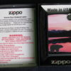 Zippo Lighter 2012 Bear at Sunset, Mint in Box