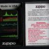 Zippo Lighter 2013 Music Waves, Mint in Box