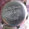 Waltham Stainless Steel Military Pilots Wrist Watch Type A-17, Navigation Hack