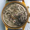 Bucherer Vintage Chronograph Wrist Watch, Valjoux 72 Movement