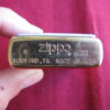 1995 Mysteries of the Forest Zippo Set of 4 Lighters 25th Anniversary Collection
