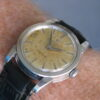 Omega Seamaster Vintage Stainless Steel Automatic Mid Sized Wrist Watch