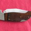Vintage Lakota Li'l Hawk Lockback Folding Hunting Knife by Sei Kanematsu