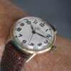 Vintage Ball Official RR Standard 10k Gold Filled Railroad Wrist Watch