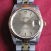Rolex Tudor Prince Date Vintage Stainless Steel & Gold Automatic Wrist Watch