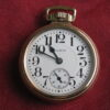 Elgin 17-jewel 16-size Pocket Watch, Gold Filled Case, Super Clean