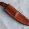 Wayne Hendrix Y2K Custom Handmade Semi Skinner Hunting Knife