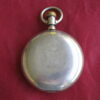 Antique Waltham 18s Pocket Watch, Coin Silver Ohara Dustproof Hunting Case